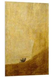Forex  Dog - Francisco José de Goya