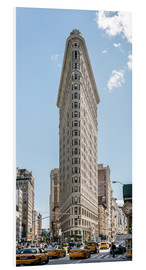 Forex  Flatiron Building with taxis - Matteo Colombo
