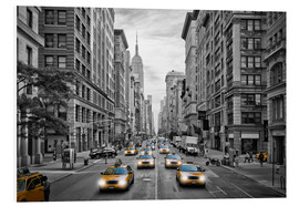 Forex  NYC 5th Avenue Traffic - Melanie Viola