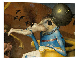 Forex  Garden of Earthly Delights, Hell (detail) - Hieronymus Bosch