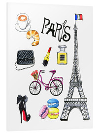 Forex  Journey to Paris - Rongrong DeVoe