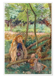 Poster  The Introduction - Eleanor Fortescue-Brickdale