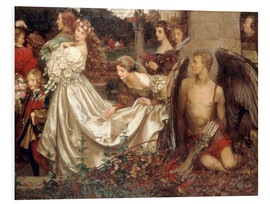 Forex  The Uninvited Guest - Eleanor Fortescue-Brickdale