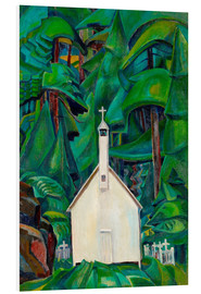 Forex  Indian Church - Emily Carr