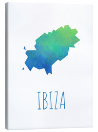 Canvas print  Ibiza - Stephanie Wittenburg