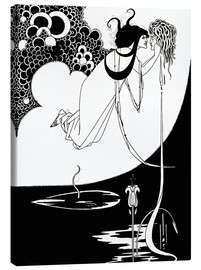Canvas print  Salome - Aubrey Vincent Beardsley
