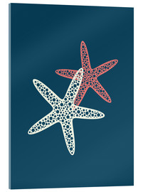Nory Glory Prints - Nautical logo starfish sea nautical ocean art