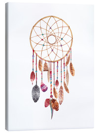Canvas  Dreamcatcher - Nory Glory Prints