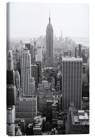 Canvas print  Skyscrapers in New York City, USA