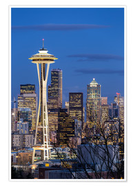 Thomas Klinder - Space Needle - Seattle
