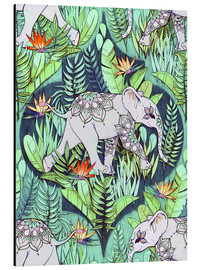 Micklyn Le Feuvre - Little Elephant on a Jungle Adventure