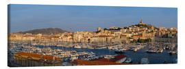 Canvas print  Marseille panoramic - Vincent Xeridat