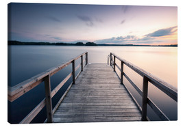 Canvas  Fine Art | Seaview in Sweden - Kristian Goretzki