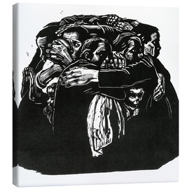 Canvas  mothers - Käthe Kollwitz