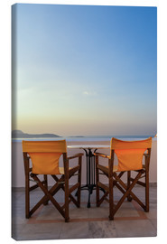 Canvas print  pure views - Thomas Klinder
