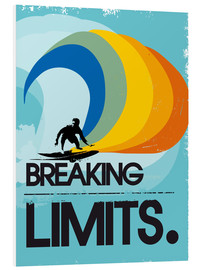Forex  Surfer, Breaking limits - 2ToastDesign