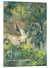 Paul Cézanne - House of Pe?re Lacroix