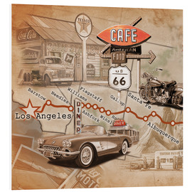 Forex  Route 66 Road Trip - Georg Huber