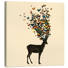 Canvas print  Wild Nature - Tobe Fonseca
