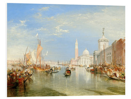Forex  Venice: The Dogana and San Giorgio Maggiore - Joseph Mallord William Turner