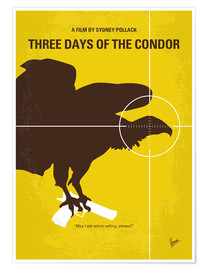Premium poster Three Days Of The Condor