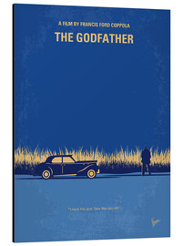 Aluminium print  The Godfather - chungkong