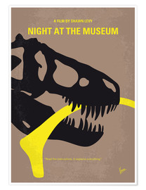 Premium poster Night At The Museum