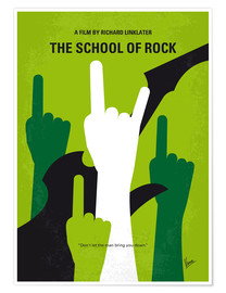 Premium poster The School Of Rock