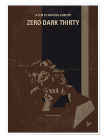 Premium poster Zero Dark Thirty