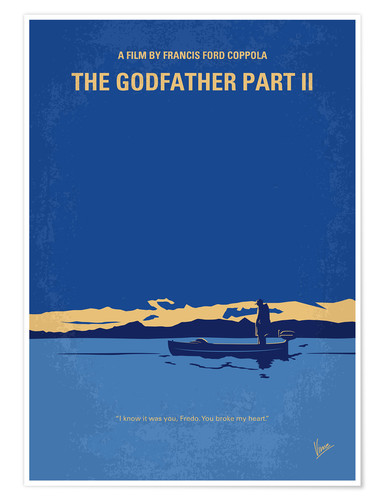 Premium poster The Godfather II