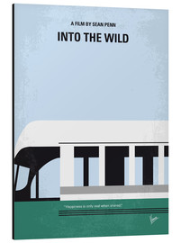 Alu-Dibond  Into the Wild movie poster - chungkong
