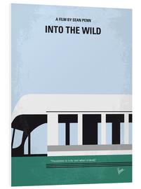 Forex  No677 My Into the Wild minimal movie poster - chungkong