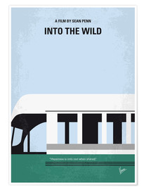 Premium poster Into the Wild movie poster