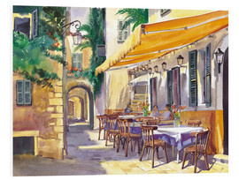 Forex  Provence Cafe - Paul Simmons