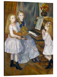 Pierre-Auguste Renoir - The Daughters of Catulle Mendès