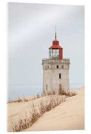 Acrylic glass  Lighthouse Rubjerg Knude