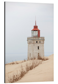 Alu-Dibond  Lighthouse Rubjerg Knude