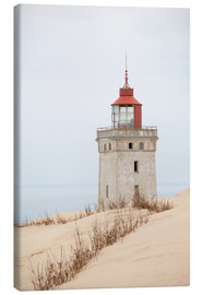 Canvas print  Lighthouse at Rubjerg Knude