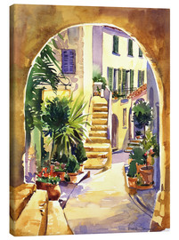 Canvas print  Avenida Artara - Paul Simmons