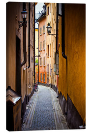 Canvas  Alley in Stockholm