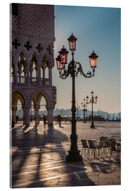St. Mark's Square in the morning
