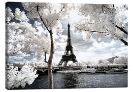 Canvas print  Another Look - Paris - Philippe HUGONNARD