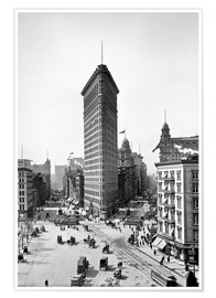 New York City 1920, Flatiron Building