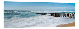 Acrylic print  Surf on beach - rclassen