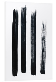 Forex  Abstract brush strokes
