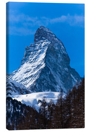 Canvas print  Matterhorn, Switzerland