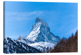 Canvas print  The Matterhorn, Switzerland