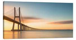 Canvas  Ponte Vasco da Gama - Robin Oelschlegel