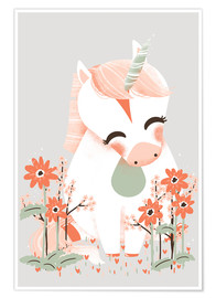 Kanzi Lue - Animal friends - The unicorn