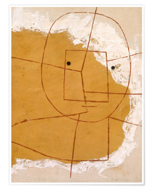 Premium poster  One Who Understands - Paul Klee
